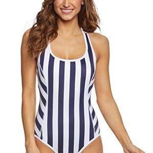 Tommy Bahama plunge tank 1 pc bathing suit